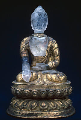 Buddha, 17th Century Art Print by Granger
