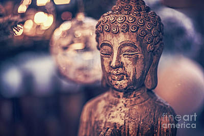 Photograph - Buddha by Anna Om