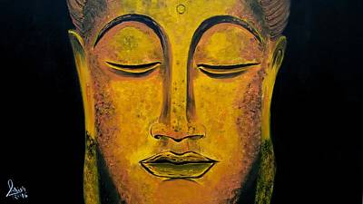 Buddha Original by Ashish Nautiyal