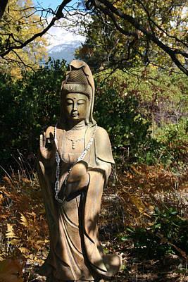 Buddha At Shasta Original