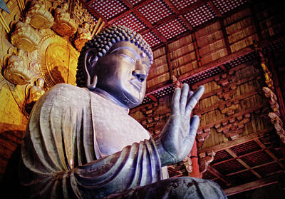Photograph - Buddha by David Harding