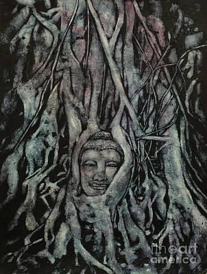 Buddha Head Statue Original