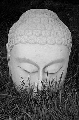 Photograph - Buddha I by Dave Gordon
