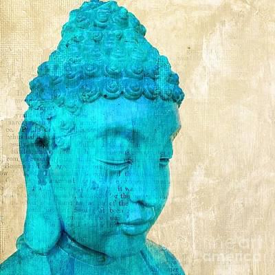 Photograph - Buddha I by Elizabeth Hoskinson
