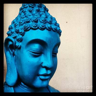 Photograph - Buddha II by Elizabeth Hoskinson