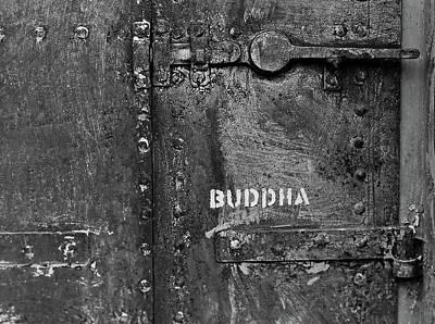 Buddha Art Print by Laurie Stewart