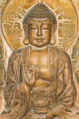 Photograph - Buddha by Marius Sipa