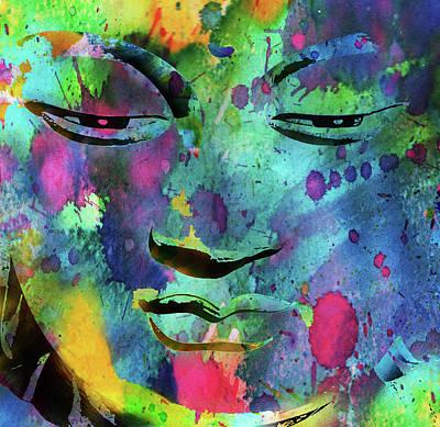 Buddha Nature  Art Print