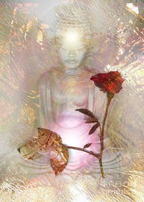Buddha Photograph - Buddha by Uldra Johnson