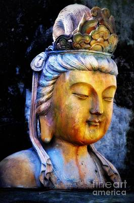 Photograph - Buddha by Rose  Hill