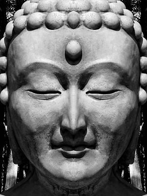 Photograph - Buddha by Scott Hill