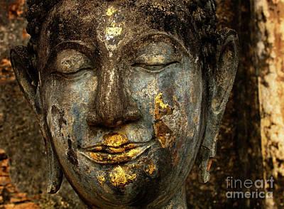 Photograph - Buddha Thailand 33 by Bob Christopher