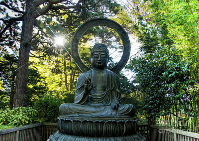 Photograph - Buddha by Tina Hailey