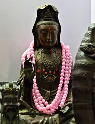 Photograph - Buddha's Beads by Matt MacMillan