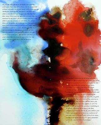 Painting - Budding Romance by Jo Appleby