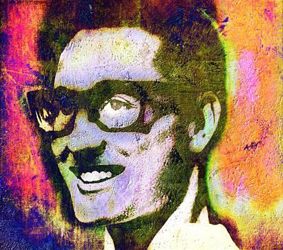 Buddy Holly 2 Art Print by Otis Porritt