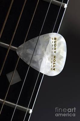 Buddy Holly Photograph - Buddy Holly by Bob Christopher