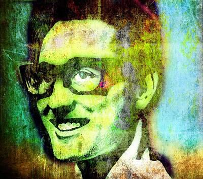 Buddy Holly Art Print by Otis Porritt