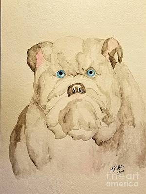 Painting - Buddy by Maria Urso