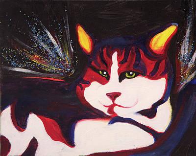 Painting - Buddy by Sheridan Furrer