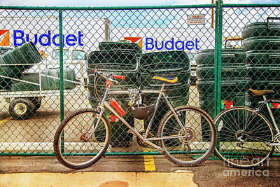 Photograph - Budget Bicycle by Craig J Satterlee