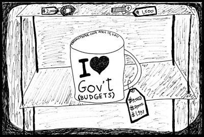Budget Cuts Original