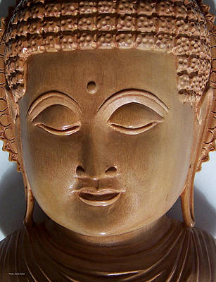 Photograph - Budha by Suhas Tavkar