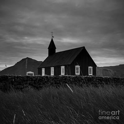 Photograph - Budir by Gunnar Orn Arnason