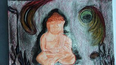 Budita Art Print by Kasper Castillo