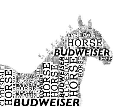 Photograph - Budweiser by Alice Gipson