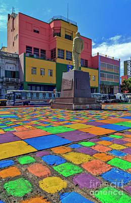 Photograph - Buenos Aires 0046 by Bernardo Galmarini