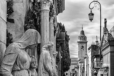 Photograph - Buenos Aires 0052 by Bernardo Galmarini