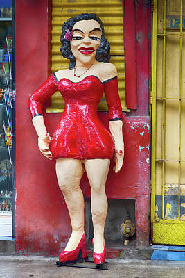 Photograph - Buenos Aires Carnival by John Haldane