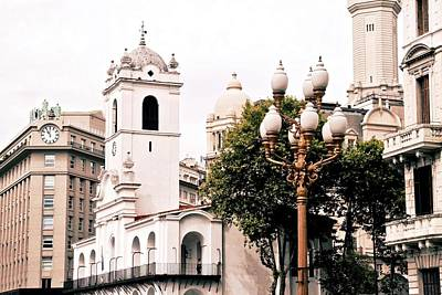 Photograph - Buenos Aires Cathedral District by Kirsten Giving