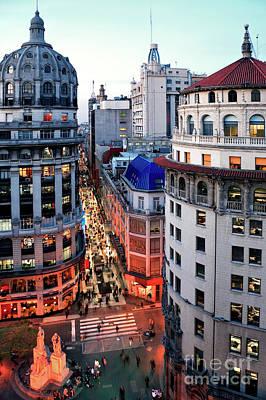 Buenos Aires Street I Art Print