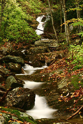 Waterfall Photograph - Buff Creek Falls by Shari Jardina
