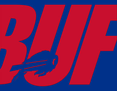 Photograph - Buffalo Bills City Name by Joe Hamilton