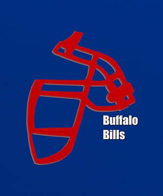 Buffalo Bills Wall Art - Photograph - Buffalo Bills Retro by Joe Hamilton
