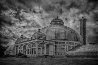 Photograph - Buffalo Botanical Gardens #2229 by Guy Whiteley