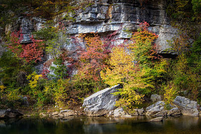 Photograph - Buffalo River 1 by James Barber