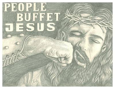 buffet to Jesus Original