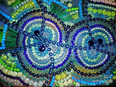 Ceramic Mixed Media - Bug by ArtsyBites