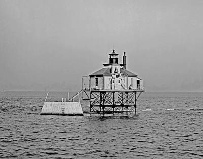 Photograph - Bug Light 1906 by Paul and Janice Russell