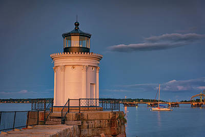 Photograph - Bug Light Aglow by Rick Berk