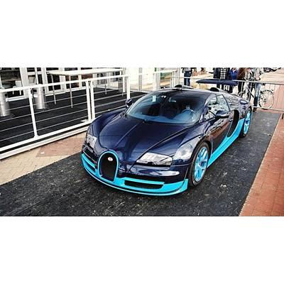 Photograph - Bugatti Veyron 16.4 Grand Sport Vitesse by Sian Loyson
