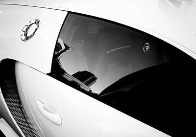 Photograph - Bugatti Veyron 16.4 by Michael Hope