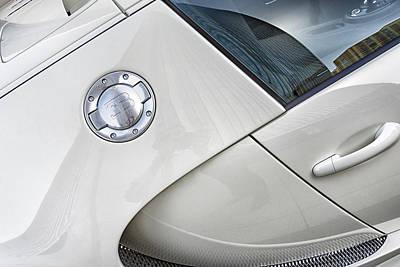 Photograph - Bugatti-veyron, 258 Mph,super Sport 300 by Michael Hope