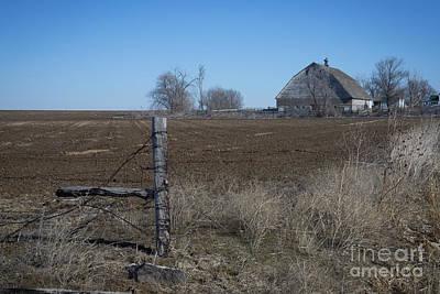Photograph - Buhl Barn by Idaho Scenic Images Linda Lantzy