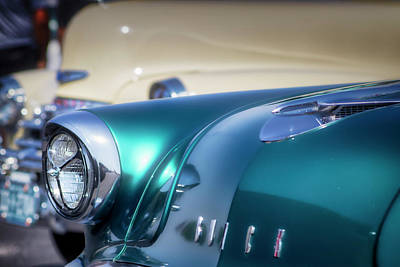 Photograph - Buick Dreams by Mark David Gerson