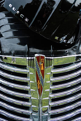 Photograph - Buick Eight by Stewart Helberg
